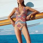 Bielizna Damska  Egzotyczna kąpiel Etam prezentuje kolekcję kostiumów kąpielowych na lato 2016