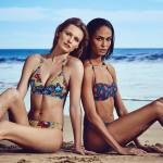 Egzotyczna kąpiel Etam prezentuje kolekcję kostiumów kąpielowych na lato 2016