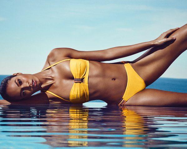 3320c2192b8ad7 Egzotyczna kąpiel Etam prezentuje kolekcję kostiumów kąpielowych na lato  2016 | fashionmedia.pl