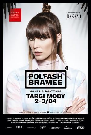 Wydarzenia  Targi mody Polfash Bramee, czyli weekend z polską modą