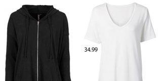 Czarno-biały minimalizm w nowej kolekcji bonprix