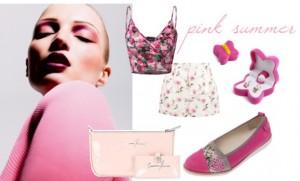 Stylizacje  Moda na wytchnienie - Nessi