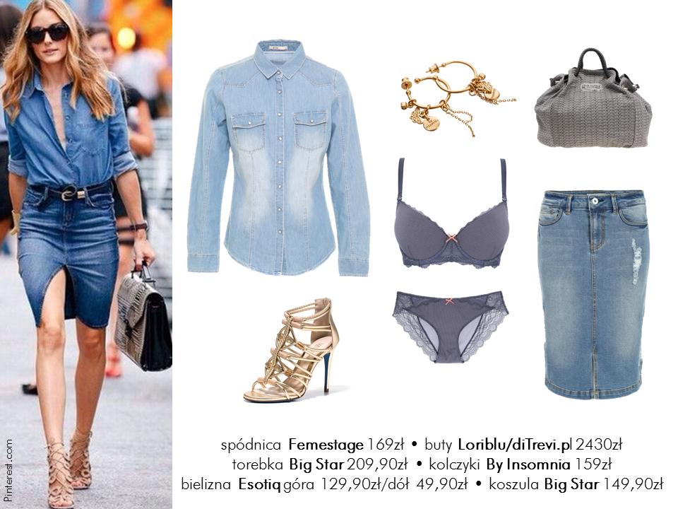 Jej styl Stylizacje  Jej styl – Olivia Palermo