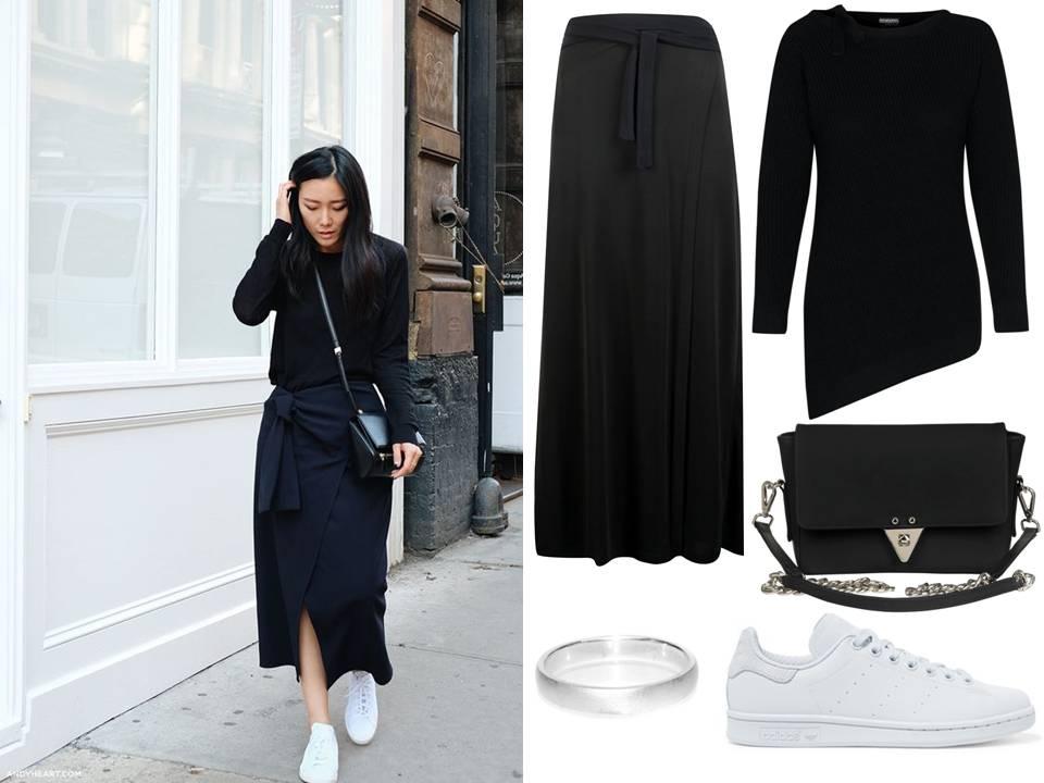 Stylizacje  W stylu streetwear
