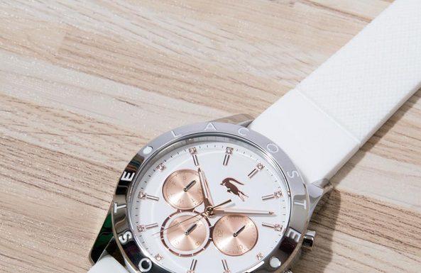 Nowa kolekcja zegarków Lacoste - Charlotte
