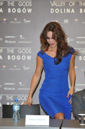 Dziewczyna Bonda w polskiej marce odzieżowej
