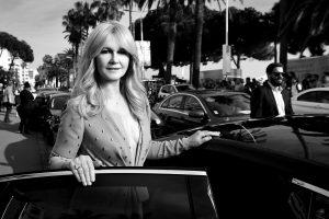 CZERWONY DYWAN GWIAZDY  Grażyna Torbicka na czerwonym dywanie w Cannes!