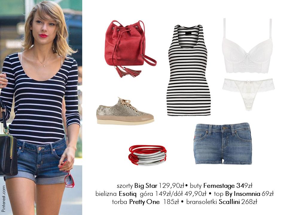 Jej styl Stylizacje  Jej styl - Taylor Swift