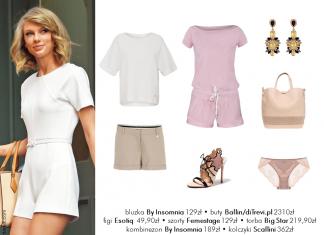 Jej styl - Taylor Swift