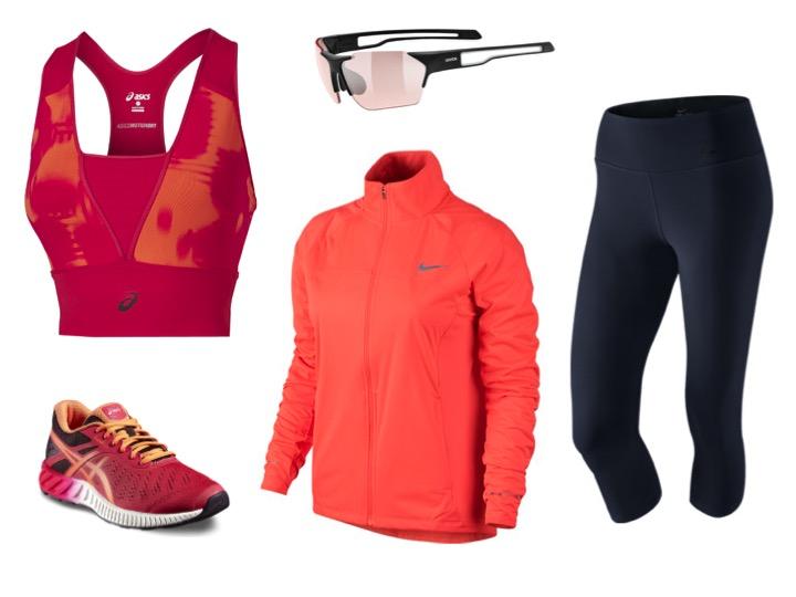 Stylizacje  Sportowe buty nie tylko na siłownię