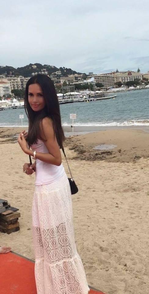 GWIAZDY  Co robi Ania Prus w Cannes?