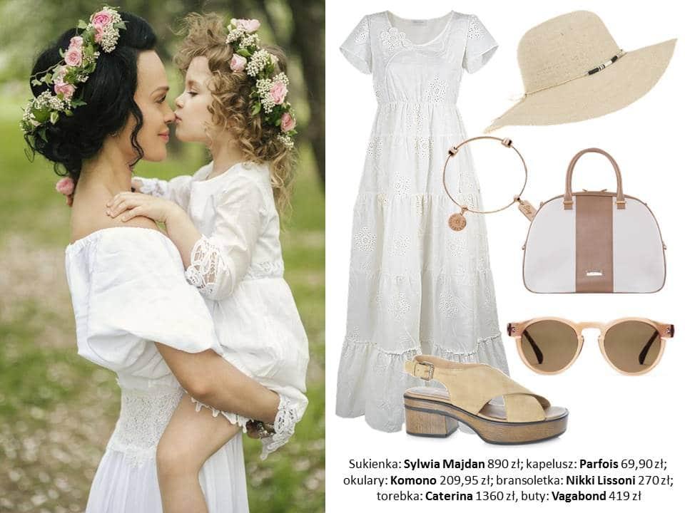 Stylizacje  Wyglądaj pięknie w Dzień Matki