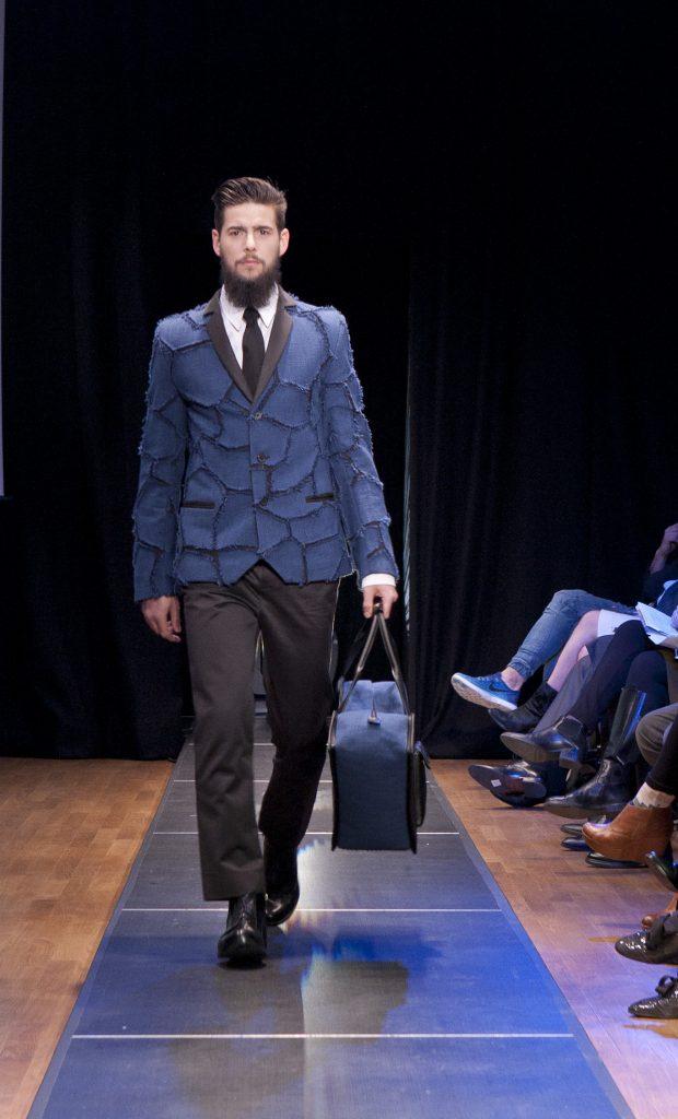 Moda Męska  Męska kolekcja ubrań zaprojektowana przez Bartosza Kuśnierza