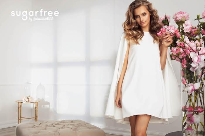 Moda Damska  Popularna Instagramerka  zaprojektowała kolekcję  dla  Sugarfree!
