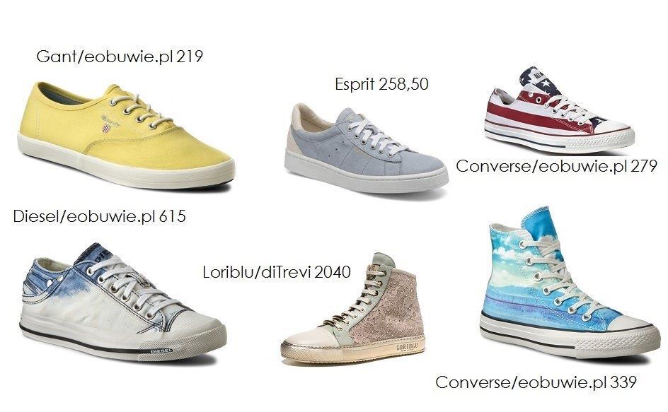 Buty  Modnym krokiem: przegląd butów na wiosnę