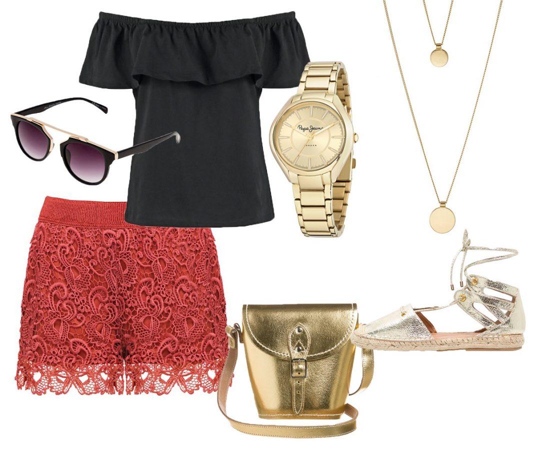 Stylizacje  Odkrywamy ramiona -  Hot trend w 10 modnych stylizacjach na lato