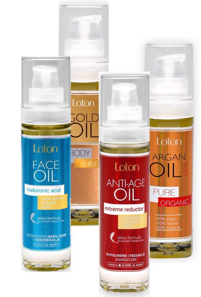 Kosmetyki  Oleje – kosmetyki do zadań specjalnych