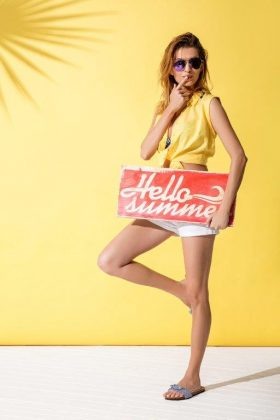 TRENDY WIOSNA-LATO 2016  Hello Summer - Top Secret