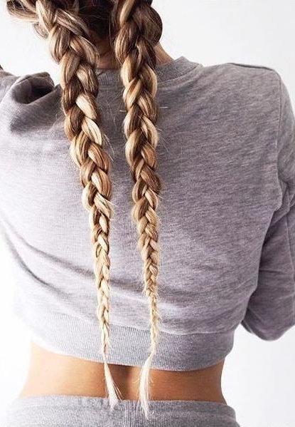 Włosy  Fryzury na lato