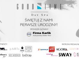 Pierwsze urodziny Good Time Day Spa w Poznaniu