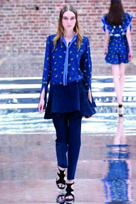 Moda Damska  Kolekcja wiosna-lato 2017 Dorothee Schumacher