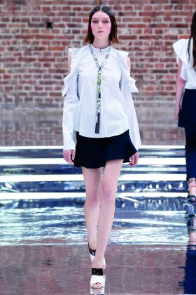 Kolekcja wiosna-lato 2017 Dorothee Schumacher