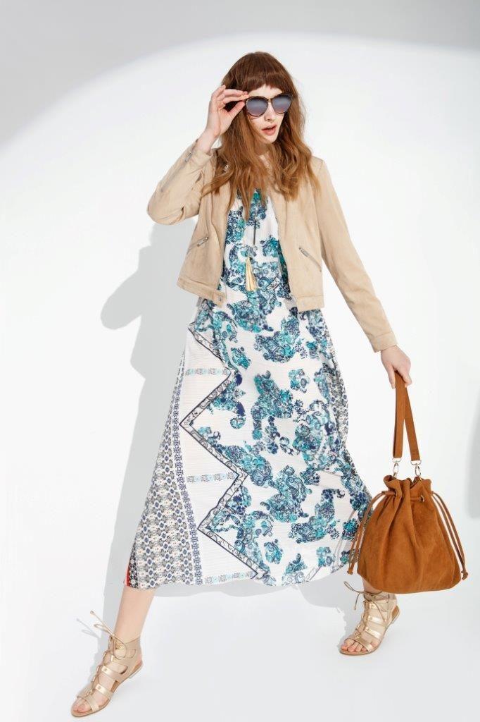 Moda Damska  Summer Trends - lookbook Top Secret