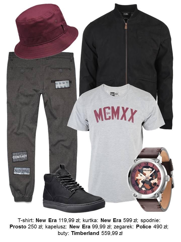 STYLIZACJE MĘSKIE  Zegarek obowiązkowym elementem męskiej stylizacji!