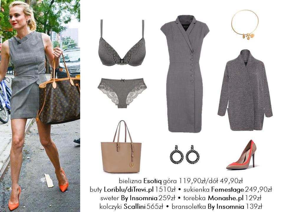 Jej styl  Jej Styl - Diane Kruger