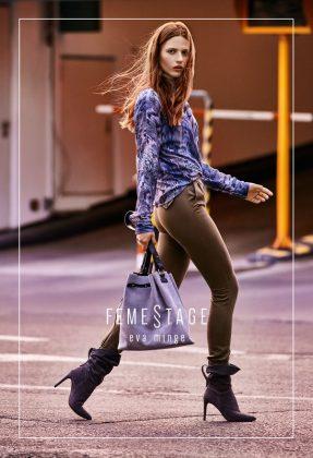 Moda Damska  KAMPANIA FEMESTAGE EVA MINGE JESIEŃ-ZIMA 2016/2017