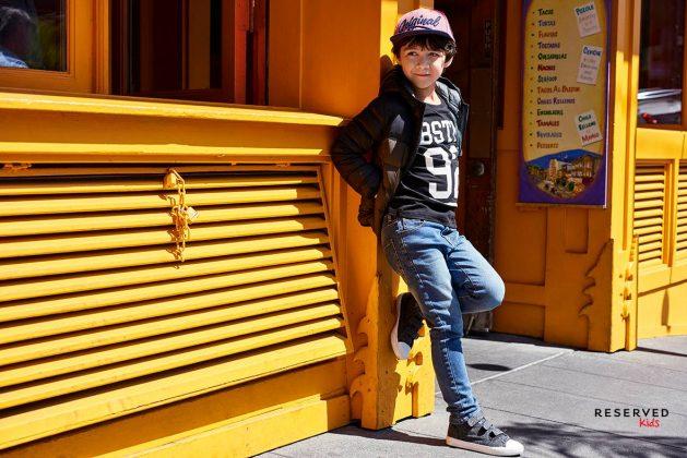 Moda dziecięca  Reserved Kids Jesień/Zima 2016