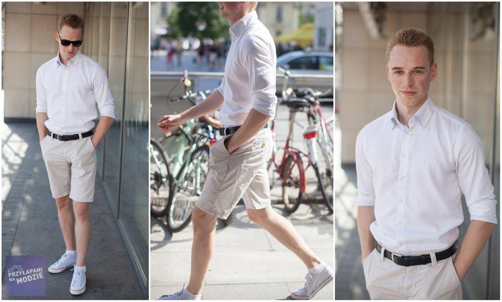"Przyłapani na modzie  ""Przyłapani na modzie"" w lipcu"
