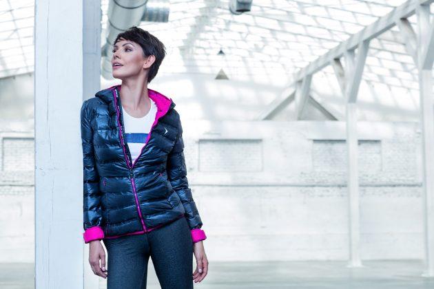 Moda Damska  Chłodny błękit i zgaszona czerwień, czyli nowa kolekcja marki Outhorn