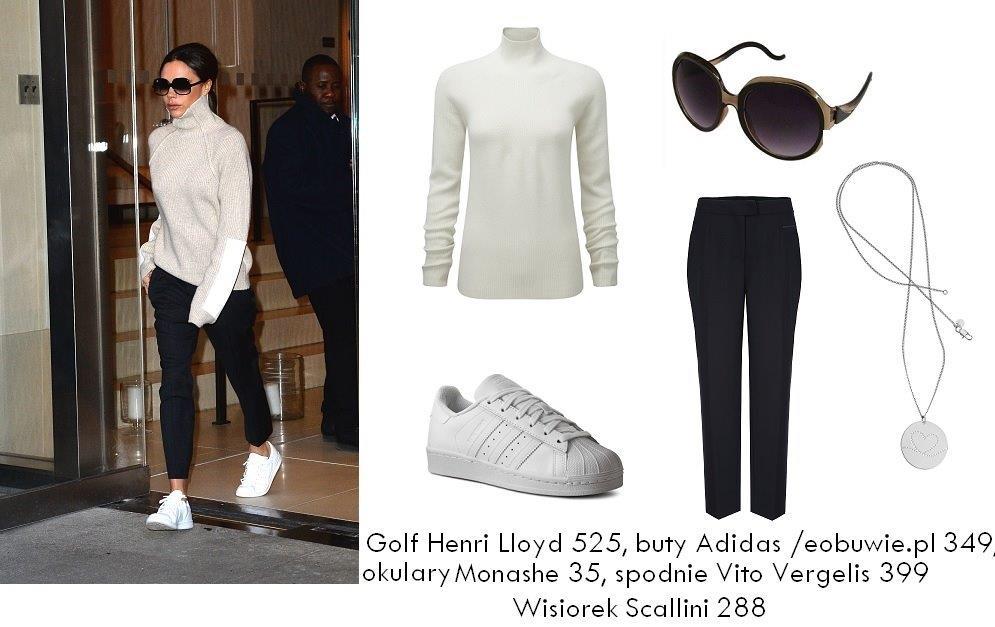 Jej styl  Zawsze w dobrym stylu: Victoria Beckham