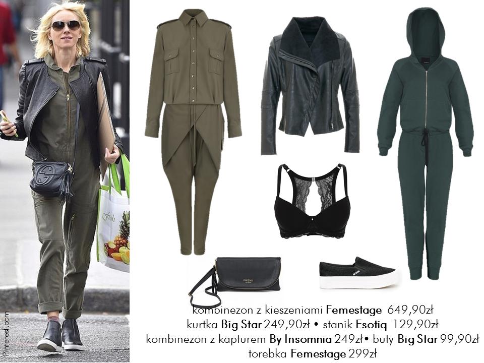 Jej styl  Jej styl - Naomi Watts