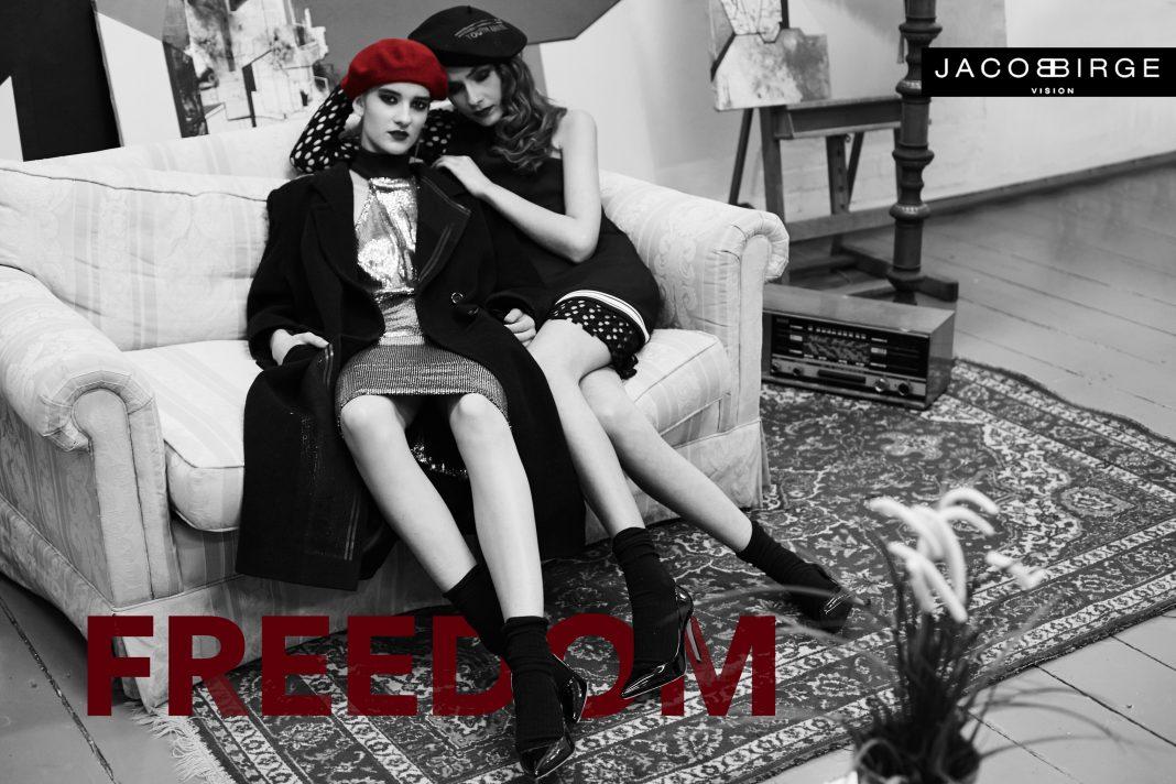 Moda Damska  Kolekcja JACOB BIRGE VISION A/W 16/17
