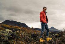 Ekskluzywny Menel Kamil Pawelski ambasadorem islandzkiej marki ICEWEAR