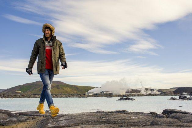 Moda Męska  Ekskluzywny Menel ambasadorem islandzkiej marki ICEWEAR