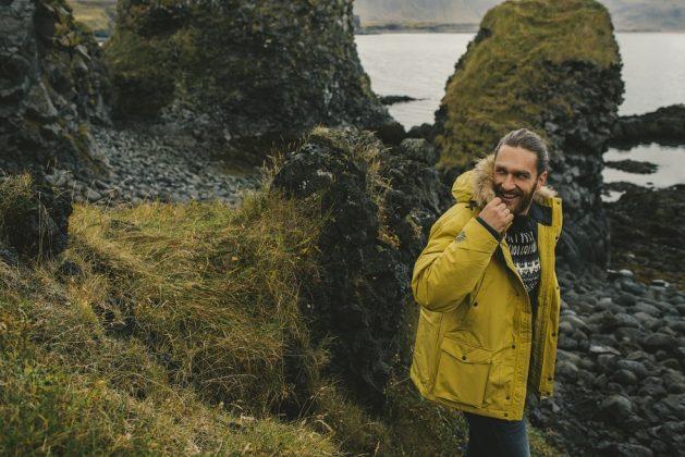 Ekskluzywny Menel ambasadorem islandzkiej marki ICEWEAR