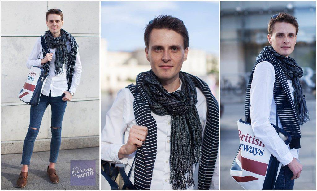 "Przyłapani na modzie  ""Przyłapani na modzie"" we wrześniu 2016"