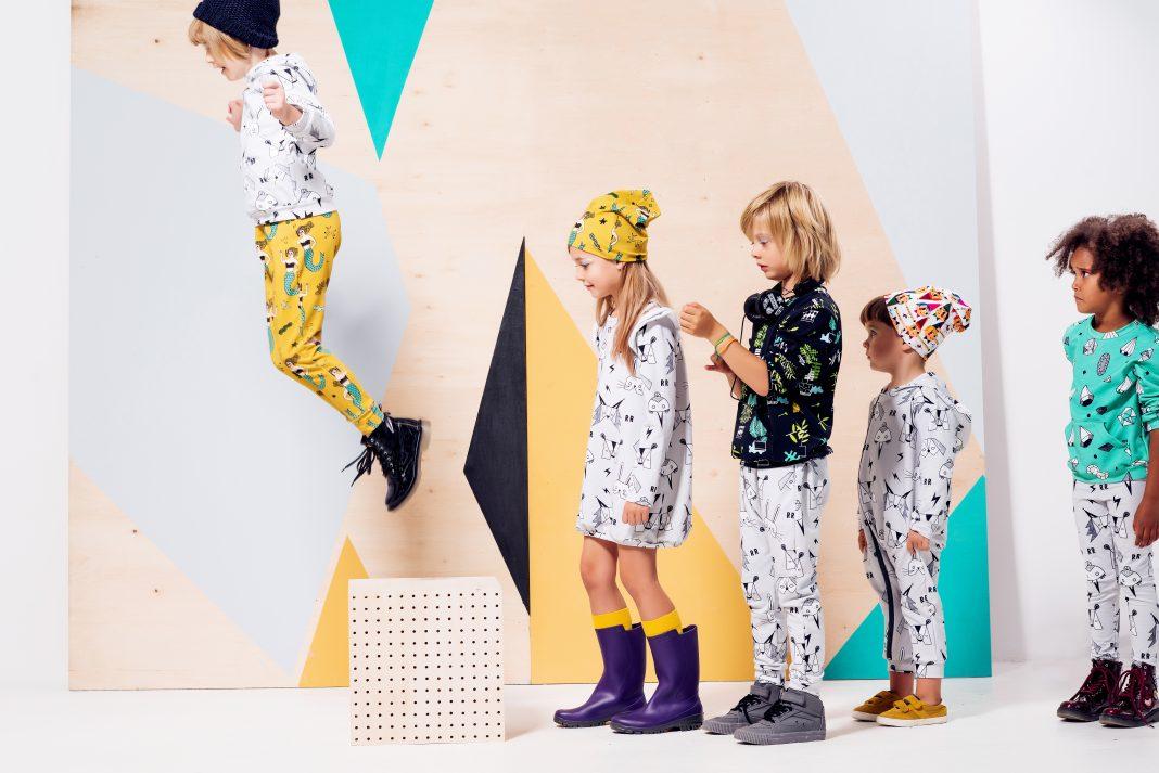 Moda dziecięca  Raspberry Republic Jesień/Zima 2016-17