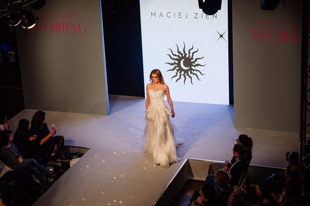 Premiera nowej kolekcji ślubnej 2017 Macieja Zienia