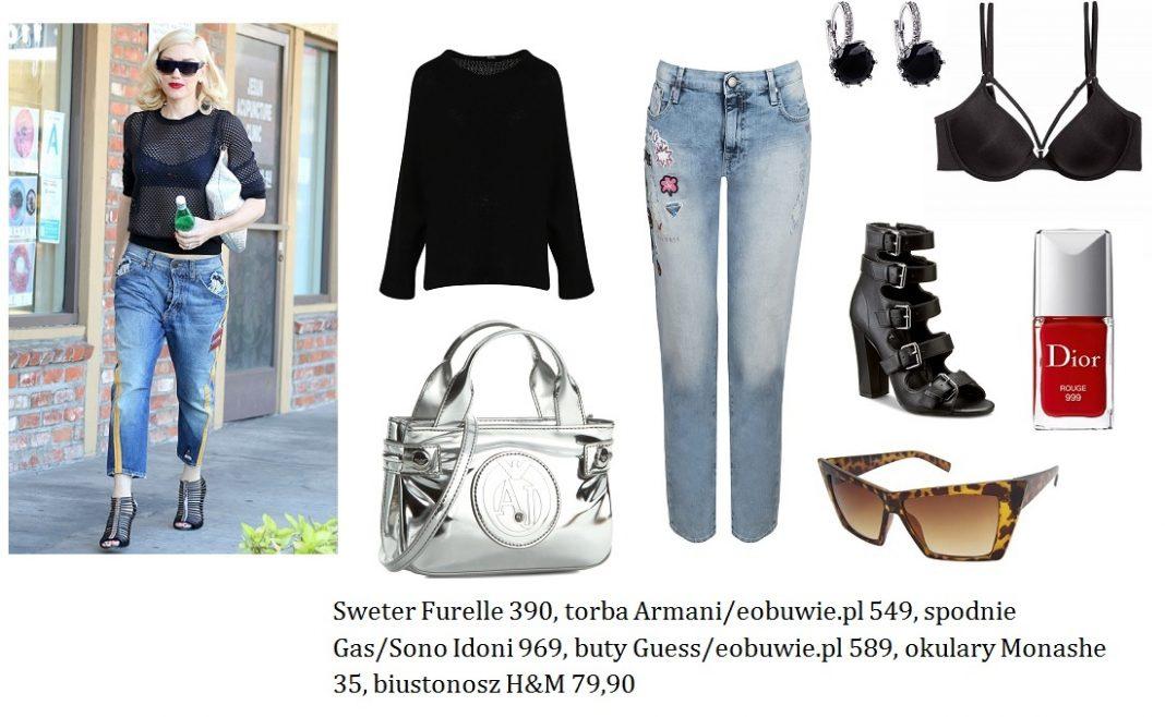 Jej styl  W stylu Gwen Stefani
