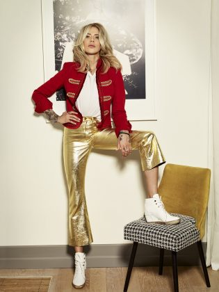 Buty z charakterem – Maja Sablewska dla Carinii