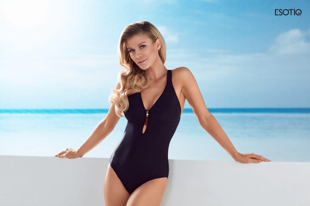 Moda Damska MODA PLAŻOWA  Kolekcja kostiumów kąpielowych ESOTIQ na lato 2017