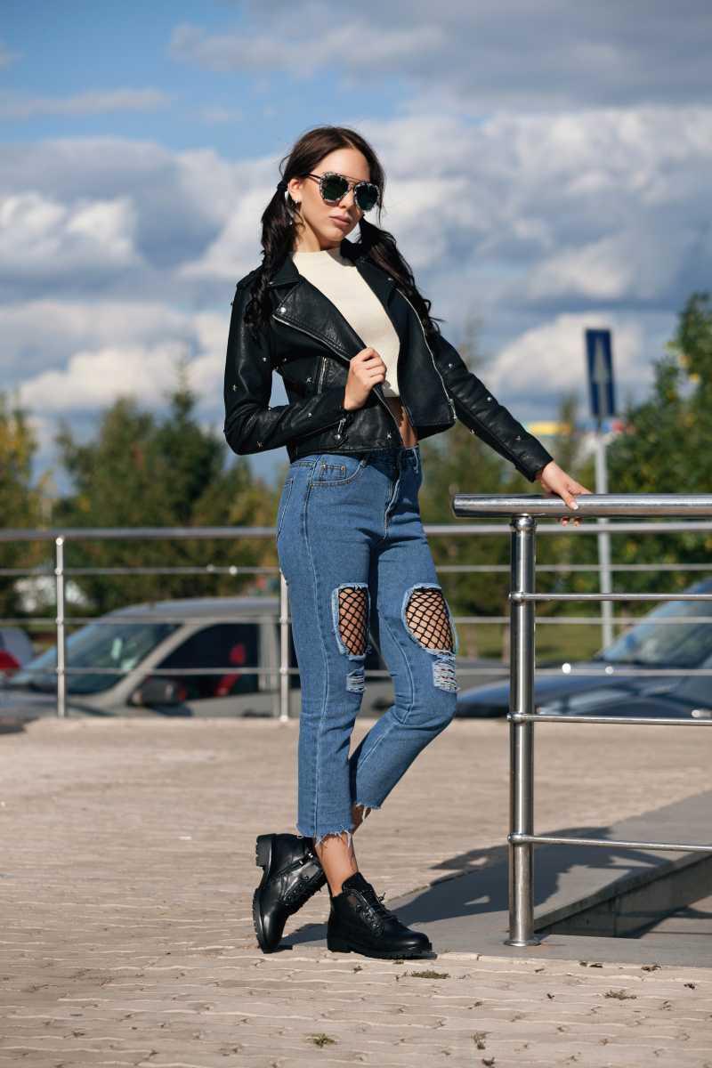 Moda Damska  Ramoneski – poznaj najnowsze trendy mody