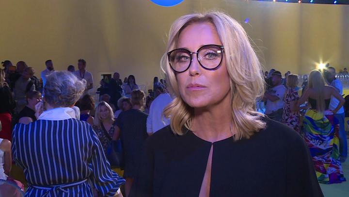 News  Agata Młynarska: Byłam na zakręcie. Wiem, jak bardzo jest wtedy potrzebna osoba, która cię pociągnie za rękę