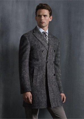 Moda Męska  Digel kolekcja jesień-zima 2018