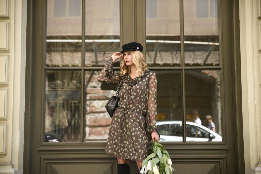 Moda Damska  Ju Lovi kolekcja jesień-zima 2018