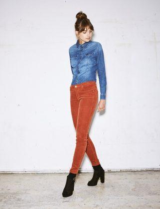 Moda Damska  Lee Jesiennie na FW18